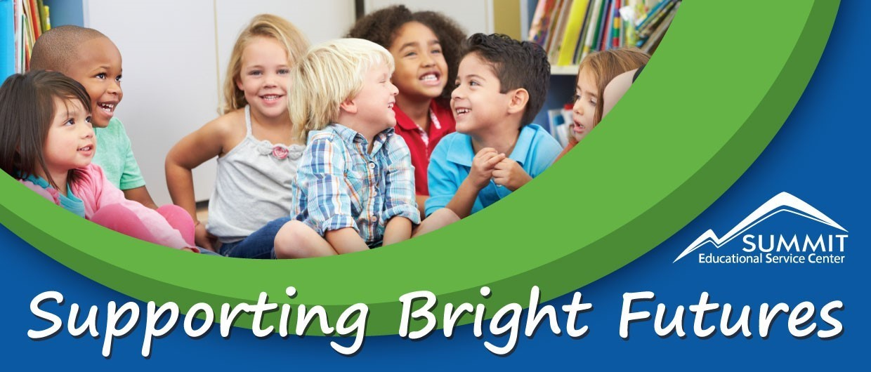 Summit ESC Advertisement - Supporting Bright Futures