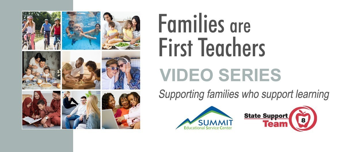 Families are First Teachers