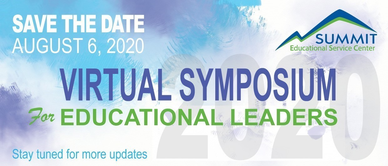 2020 Symposium Save the Date