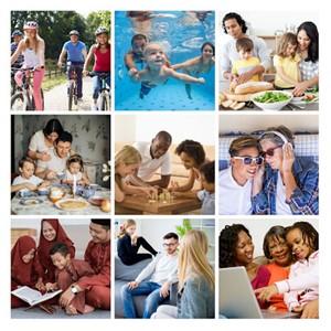 Families are First Teachers logo